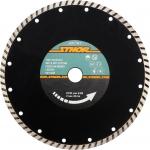 """Deimantinis pjovimo diskas """"turbo"""" HS 230mm (08793)"""