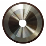 Deimantinis pjūklų galandymo diskas   lėkštės tipo   125x10x2x22.2 mm (XP0125)
