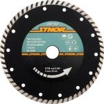 """Deimantinis pjovimo diskas """"turbo"""" HS 180mm (08792)"""