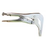 Fiksuojamos montavimo replės | lenktos | 180 mm (PL1007)