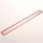 Liniuotė plieninė | nerūdijantis plienas | 300 mm (WX6025-300)