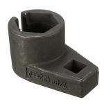 "Galvutė lambda zondui | kampinė | 10 mm (3/8"") | 22 mm (SK920034)"