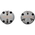 Stabdžių stūmoklių atstatymo adapterių rinkinys | universalus | su 2 ir 3 kaiščiais | 2 vnt. (YT-06809)