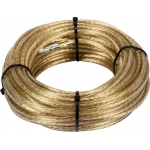 Muitinės trosas | plieninis | su antgaliu | 6 mm / 16 m (85001)
