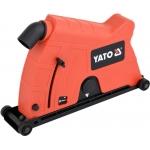 Pjovimo apsauga nuo dulkių | M14 | 230 mm (YT-82990)