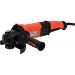 Kampinis šlifuoklis   greičio reguliavimas   1400W   125 mm (YT-82099)
