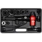 Hidraulinis skylių darymo įrankis | 22-60 mm | 360 laipsn. (YT-18900)