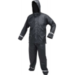 Lietaus kostiumas | kasdieniam darbui | PU | dydis XXXL (YT-79715)