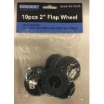Šlifavimo diskai lapeliniai | Ø 50 mm | K 40 / 60 / 80 / 120 | 10 vnt. (SK70126)