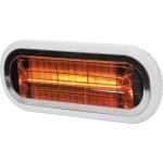 Infraraudonųjų spindulių šildytuvas | 1500W | LOW GLARE (YT-99536)
