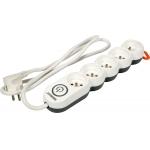 Elektrinis ilgintuvas | 5 lizdai | 1,5 mm2 | 1,5 m (72356)