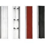 Spaustivų lūpų apsaugų rinkinys   aliuminis   150 mm (YT-65008)