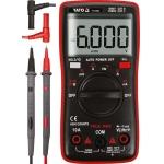 Skaitmeninis daugiafunkcinis testeris | TRUE RMS | 6000 AUTO LCD (YT-73096)