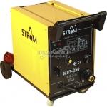 Suvirinimo pusautomatis STROM (MIG250Eur)