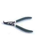 Replės žiedams užlenktos 180mm (open) (609ABO)