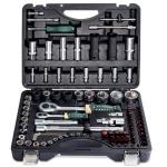 Įrankių rinkinys 94+6d. 1/4`, 1/2` 6br. PREMIUM (4-32mm)