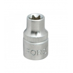 "Galvutė 1/2"" Е - tipo (Torx) E24, L=28 mm (53614)"