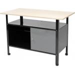 Stalas įrankių dirbtuvėms 1160 x 600 mm (58450)