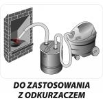 Pelenų, bakas 18L filtravimo įtaisas (72920)