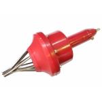Įrankis pusašių gumoms uždėti orinis | 25 - 110 mm (ABT110)
