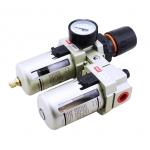 Регулятор потока воздуха c фильтром и масленкой 3/8'', 1700 л/мин (AC3010-03)