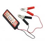 Akumuliatoriaus baterijos ir generatoriaus testeris skaitmeninis 12V (AT7050)