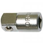 Adapteris 1/4'' (F) vidus 3/8'' (M) išorė L-26mm (80923)