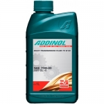 Трансмиссионное масло Addinol MULTI TRANSMISSION FLUID 75w80 / API GL-4 - 1L