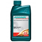Трансмиссионное масло Addinol MULTI TRANSMISSION FLUID 75w90 / API GL-4 - 1L