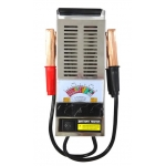 Akumuliatoriaus baterijos testeris 6/12V  (BT01)