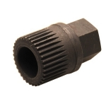 Antgalis generatoriaus remontui su 33 dantukais ir 15mm galvute (H0501-33)