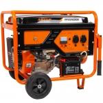 Benzininis generatorius ASTOR BS-6500E (vienfazis)