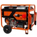 Benzininis generatorius ASTOR BS-9500TE (trifazis)