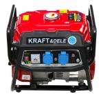 Benzininis vienfazis generatorius be ratukų 2200W (KD146A)