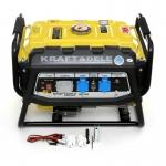 Benzininis vienfazis generatorius be ratukų 3500W (KD148)