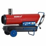 Dyzelinis šildytuvas su degimo produktų nuvedimu ir termostatu 30 kW Dedra (DED9955TK)