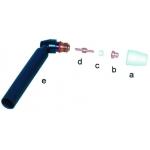 Plazminio degiklio galvūčių rinkinys  (C1) AC-C2