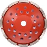 Deimantinis šlifavimo diskas lėkštės tipo  M14x180mm (YT-60323)