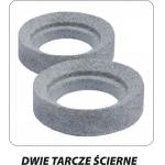 Grąžtų galandymo staklės (2 galvos) 3-16 mm (ES-0016)