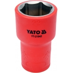 "Galvutė izoliuota 22 mm, 1/2"" VDE (YT-21042)"