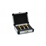 Gražtų rinkinys kontaktiniams taškams nugręžti 3vnt. (6.5-8-10mm) (cobalt) (G39750)