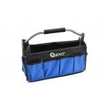 Krepšys įrankiams 11+7 600D su metaline rankena (G10860)