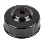 Lėkštelė tepalo filtrui 76 mm x P-14, BMW, Audi, Opel, VW ir kt (H17017614)