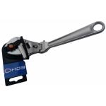 Lankstus reguliuojamas raktas su fiksacija 250mm (RW1202-10)