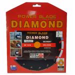Pjovimo diskas deimantinis 230x10x22.2mm POWER BLADE (M08530)