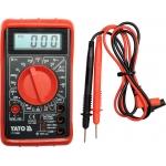 Multimetras/skaitmeninis matuoklis (YT-73080)