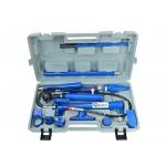 Nešiojamas hidraulinis įrenginys 10T (lagamine) (G02070)