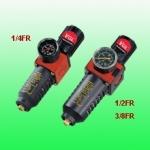 1/2'' Регулятор потока воздуха  с фильтром (S-2000FR-1/2)