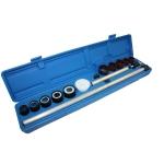 Paskirstymo veleno guolių montavimo įrankių rinkinys, universalus (C2105)