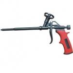 Pistoletas montažinėms putoms (gumuota rankena) pilnai tefloninis (SK14271)